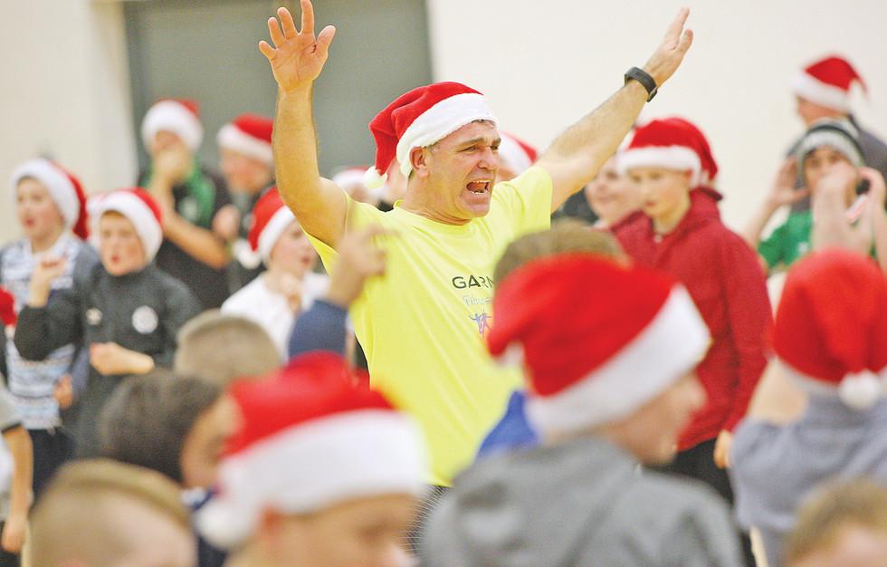 De La Salle Freddy Fitness Christmas 126