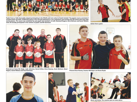 Mid-term School of Gaelic Football