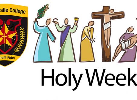 Holy Week Holy Saturday Prayer
