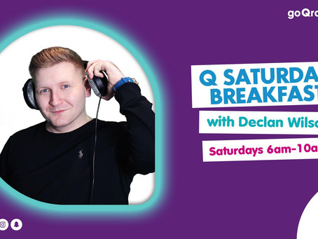 Declan Wilson talks about our Extra Curricular Prize Day on QRadio.