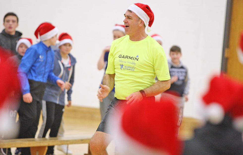 De La Salle Freddy Fitness Christmas 261