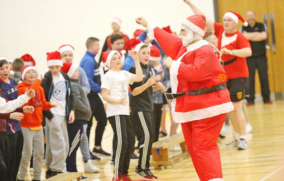De La Salle Freddy Fitness Christmas 761