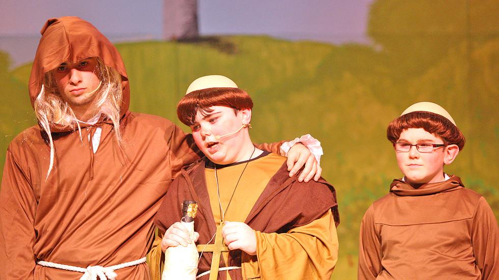 De La Salle Robin Hood Play 21212mj16.JP