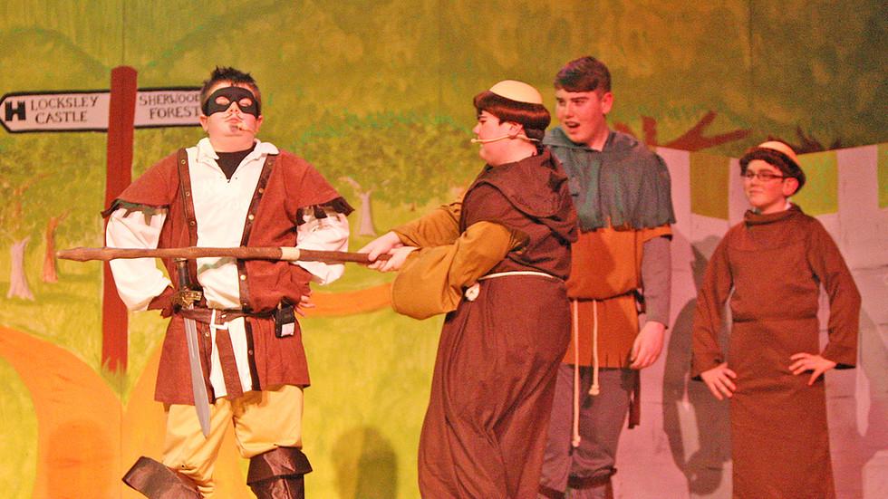 De La Salle Robin Hood Play 11212mj16.JP