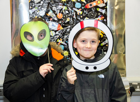 Check out our video and Gallery of Open Night 2020