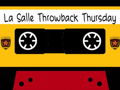 De La Salle Throwback Thursday