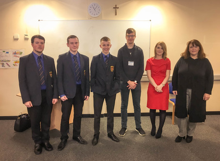 Career Encode showcase their  'Earn As You Learn' Higher Level Apprenticeship in Computing.