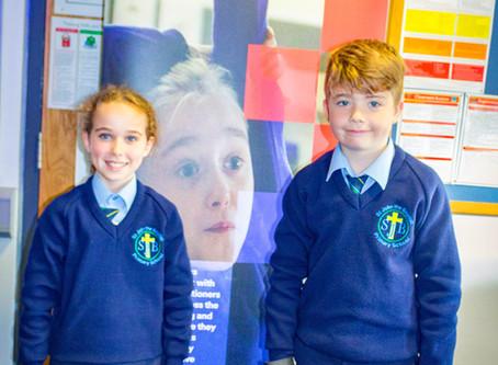 St John the Baptist Visit the Digital School House