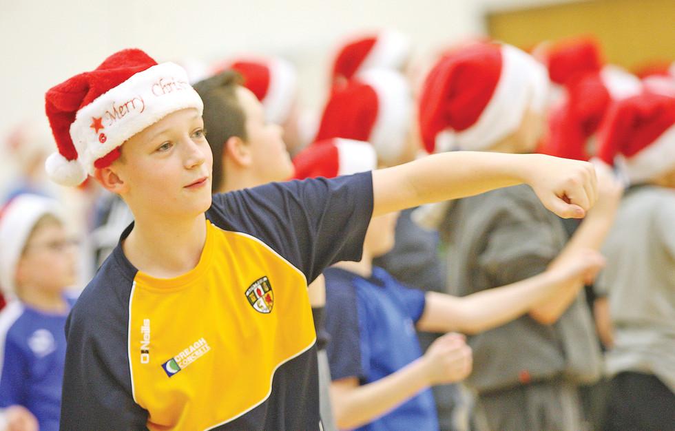 De La Salle Freddy Fitness Christmas 361