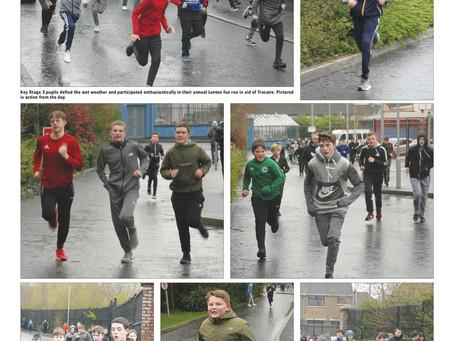 Charity Fun Run at De La Salle
