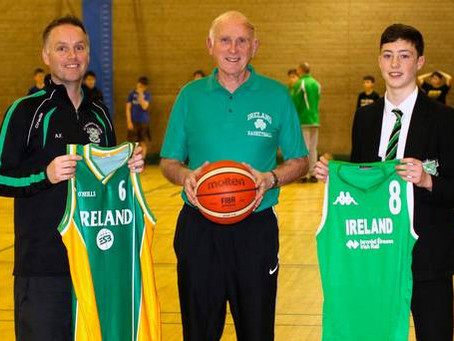 Former De La Salle teacher Danny Fulton inducted into the Basketball Ireland Hall of Fame