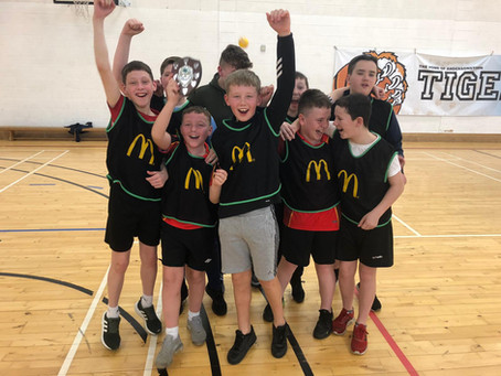 Exciting end to the McDonald's Year 9 indoor soccer tournament