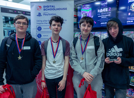 De La Salle regional champions of national e-sports tournament