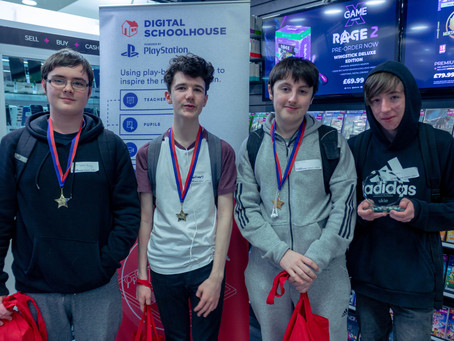 De La Salle regional champions of national e-sports tournament