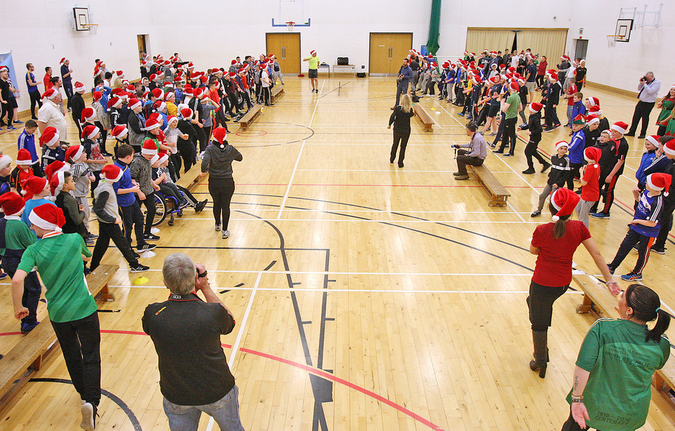 De La Salle Freddy Fitness Christmas 161