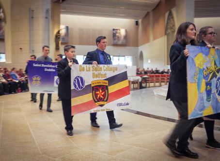 Celebrating 300 Years of De La Salle
