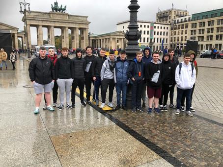 De La Salle A level History Pupils Enjoy Another Trip to Berlin