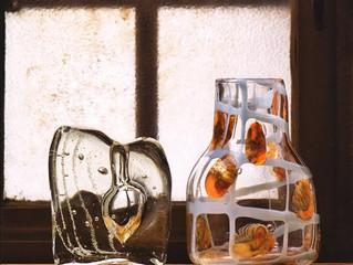 ~紫陽花の頃~GLASS EXHIBITION@びぎゃら