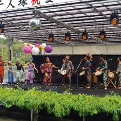 遊広場 千人塚祭典2019