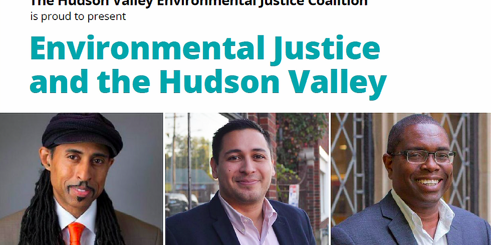 Environmental Justice and the Hudson Valley