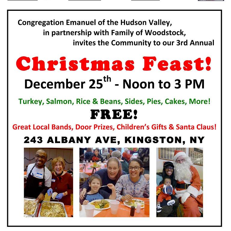 Christmas Feast!