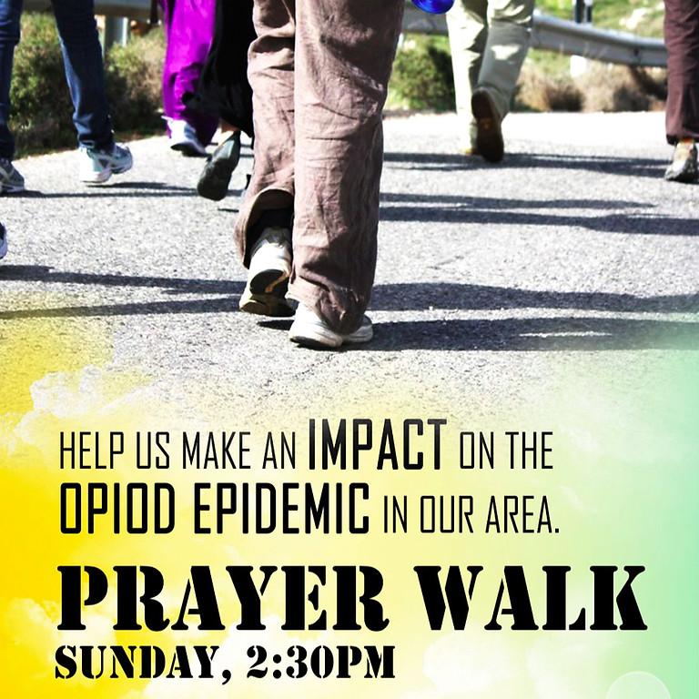 Interfaith Prayer Walk  (1)