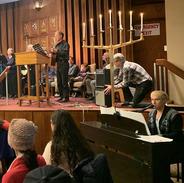 Interfaith Thanksgiving 2019