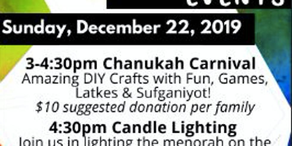 Chanukah Candle Lighting
