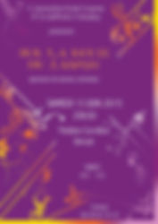 affiche orient express 2015