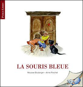 La souris bleue | Mousse Boulanger
