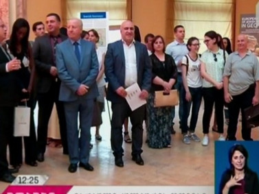The event dedicated to the European Days of Jewish Culture (EDJC) was held in Tbilisi