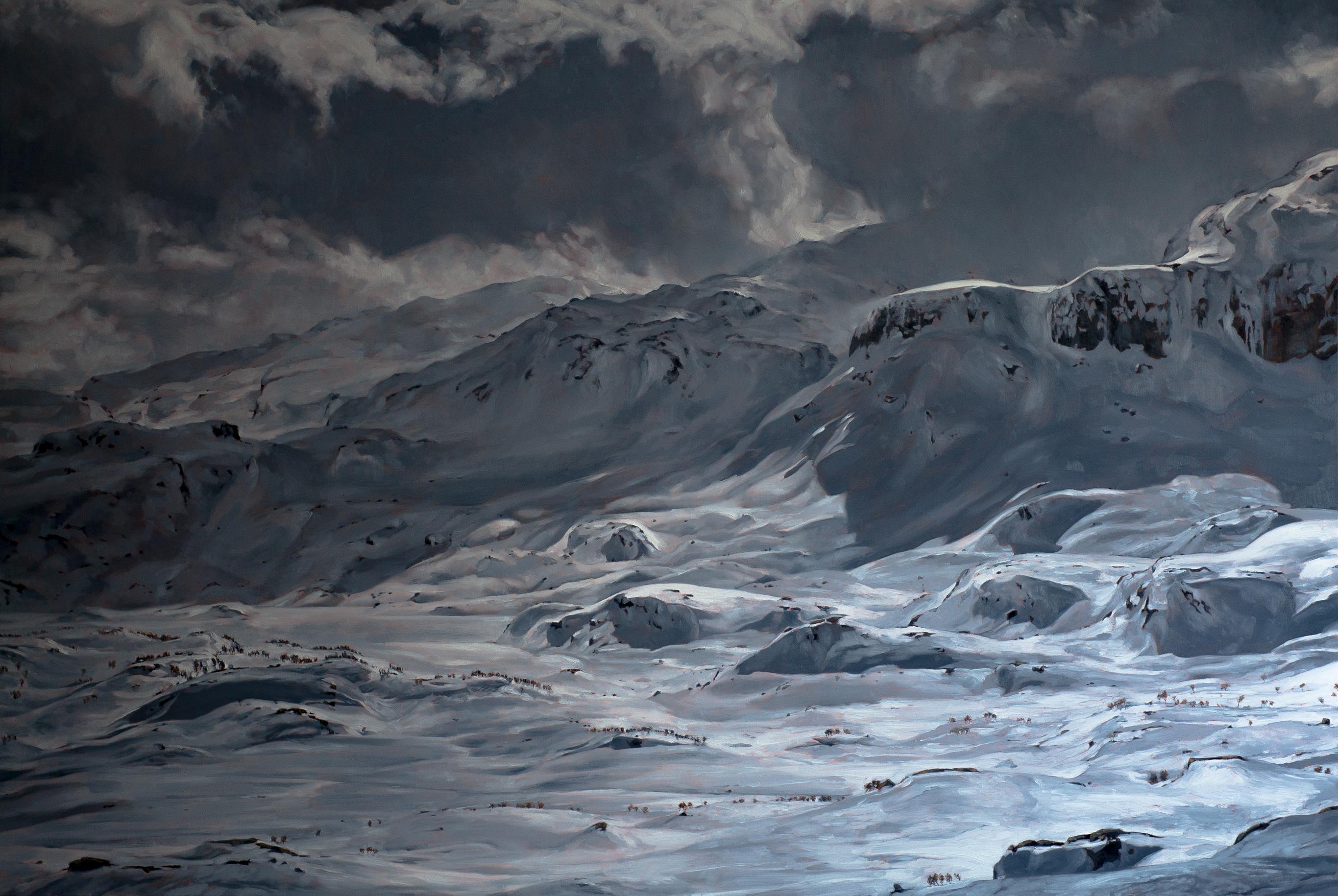 Kistenuten Tema II (Haukelifjell)
