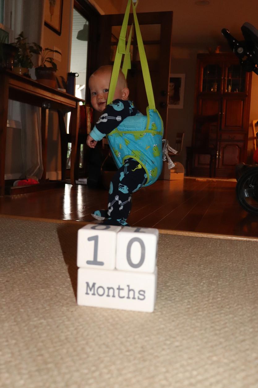 10 Month Recap