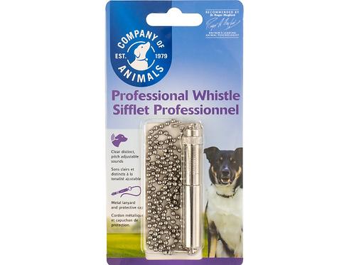 Company of Animals Professional dog training Whistle