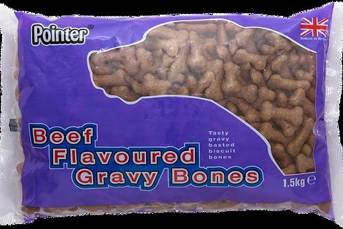 Pointer Gravy Bones Beef