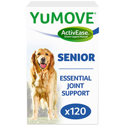 YuMove joint supplement for Senior dogs 120 tablets