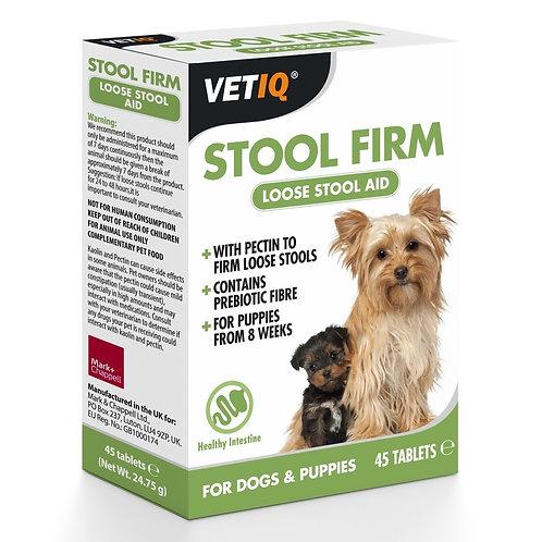 VetIQ Stool Firm (45 Tablets)