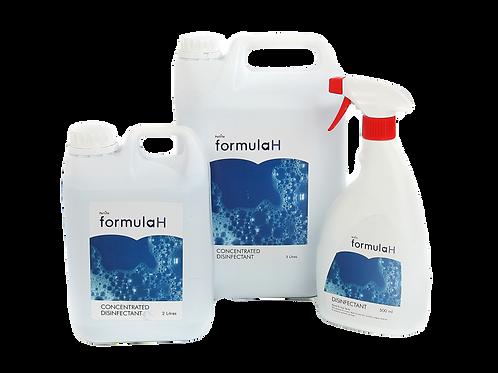 Formula H. Disinfectant