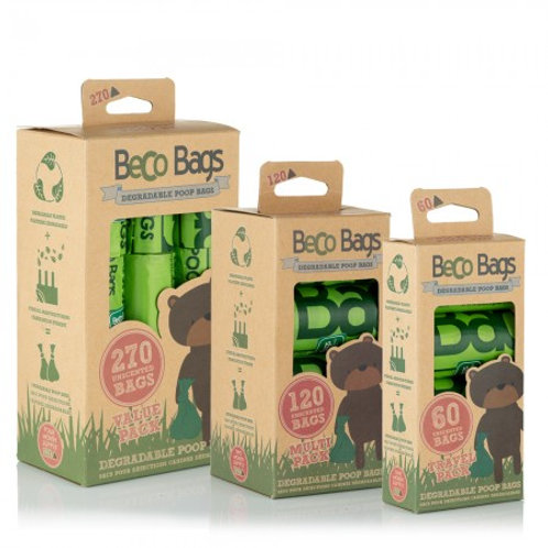 Beco Pet Unscented Degradable Poop Bags
