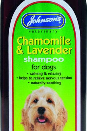 Johnson's Lavender & Chamomile Shampoo