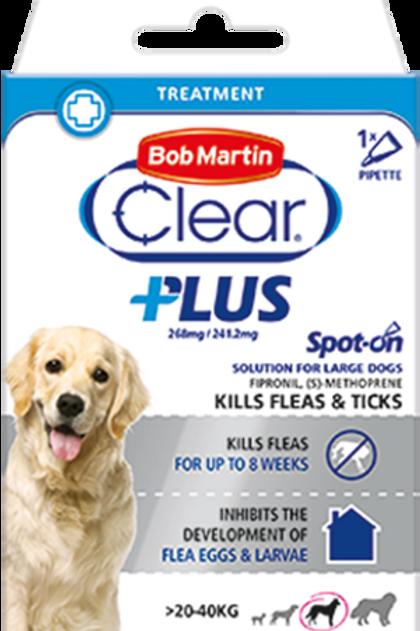 Bob Martin Clear Plus Flea & Tick Spot on