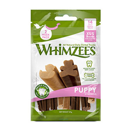 Whimzees Puppy treats pack