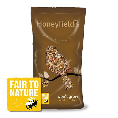 Honeyfields Won't Grow, Wild Bird Food