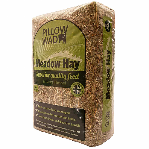 Pillow Wad Meadow Hay Large 2.25kg Rrp £4.49