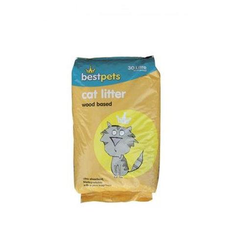 Best Pets Cat Litter