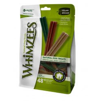 Whimzees Stix Pre Pack x/small. rrp £10.99