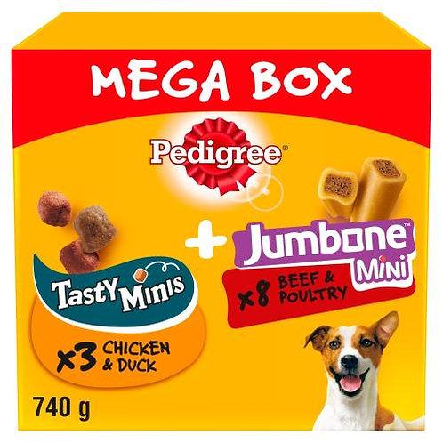 Pedigree Mega Box of Small Dog Treats