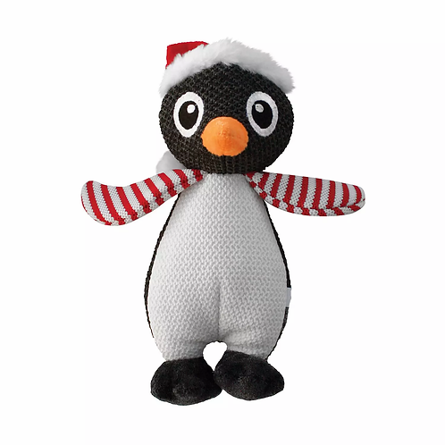 KONG Whoopz Holiday Penguin Toy