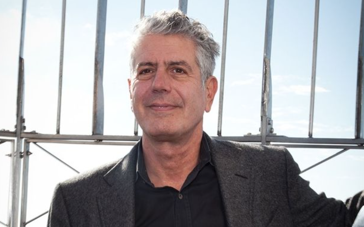 Bourdain Interview