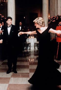 Celebrities Who Met Princess Diana